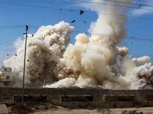 Mısır Refah'ta Tampon Bölge Oluşturuyor