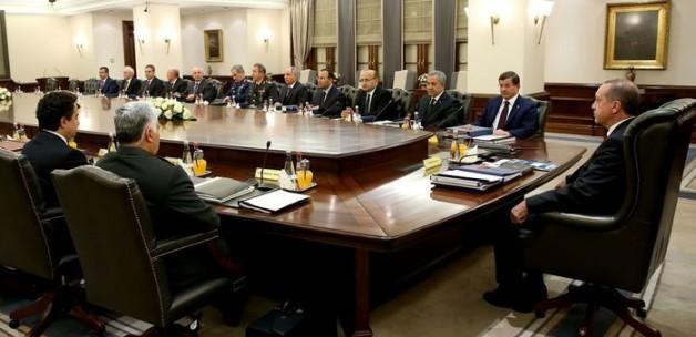 En Uzun MGK Toplantısında Alınan Kararlar
