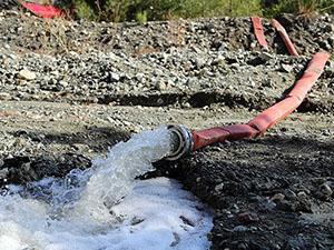 Ermenek'teki Madeni İki Yıl Önce de Su Basmış