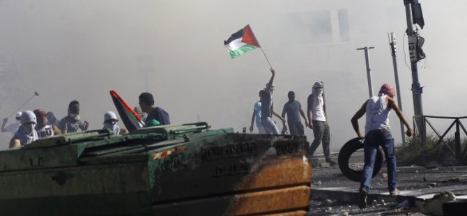 Kudüs ve Gazze'de Mescid-i Aksa Çağrısı