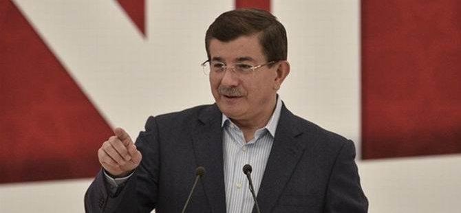 Davutoğlu Diyarbakır'da STK Temsilcileriyle Görüştü