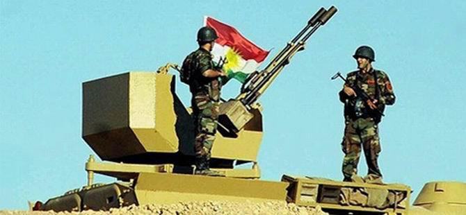 PYD IŞİD Mevzilerine Ağır Silahlarla Saldırdı