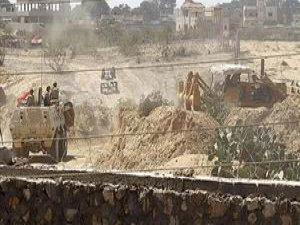 Darbeci Mısır Ordusu Sina'yı Vuruyor