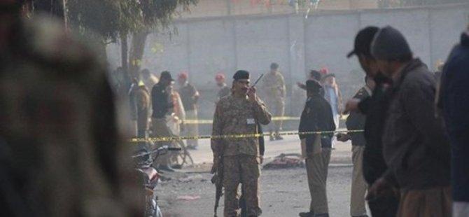 Pakistan-Hindistan Sınırında Canlı Bomba Saldırısı: 48 Ölü