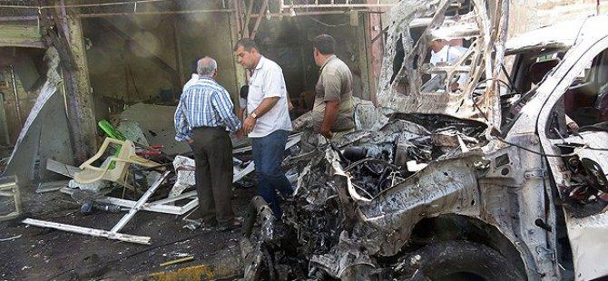 Bağdat'ta Bombalı Araçla Saldırı: 8 Ölü