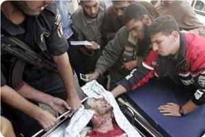 İsrail, Gazzeye Saldırdı, 3 Filistinliyi Katletti