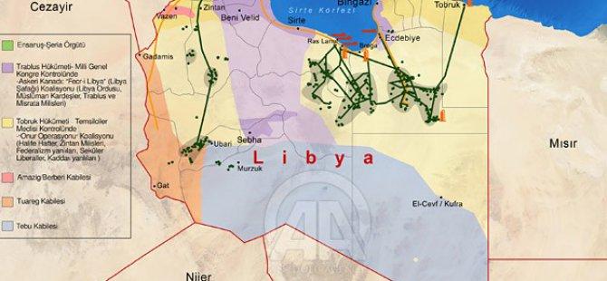Libya'da Darbe Girişimi Ülkeyi İç Savaşa Sürükledi