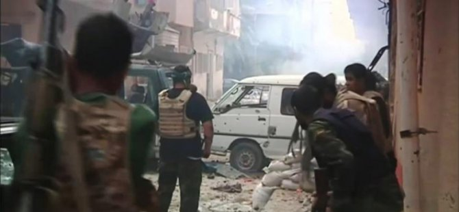 Libya'da Darbecilerle Devrimciler Çatışıyor