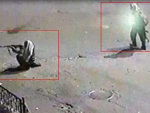 PKK'nın Şehir Merkezindeki Saldırısı MOBESE'de