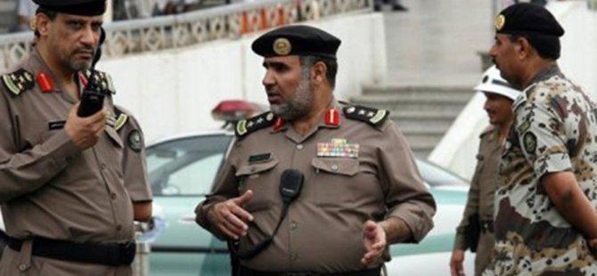 Suudi Arabistan'da 9 ABD'li Tutuklandı