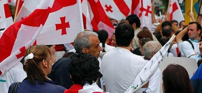 Gürcistan'da Hükümet Krizi