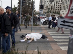 Kudüs'te Feda Eylemi: İki Siyonist Öldü