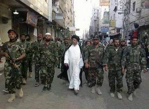 Şii Milisler Ele Geçirdiği Yerlerde Terör Estiriyor!