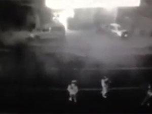 El Halil'de Siyonist Askerlere Araçlı Saldırı (VİDEO)