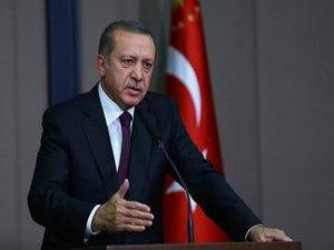 Erdoğan: İsrail'in Girişimi Barbarca ve Alçakça