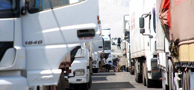 İran Türkiye Plakalı Taşıtlara Yakıt Satışını Durduruyor
