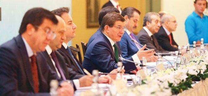 Davutoğlu Ekonomide Yapılacak Reformları Açıkladı