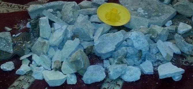 Aksa'daki Vahşetin İzleri Silinmeye Çalışılıyor (FOTO)