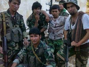 Esed'in Afgan Şii Katilleri