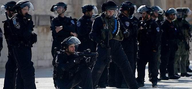 Cuma Gösterilerine Siyonist Saldırı (FOTO)