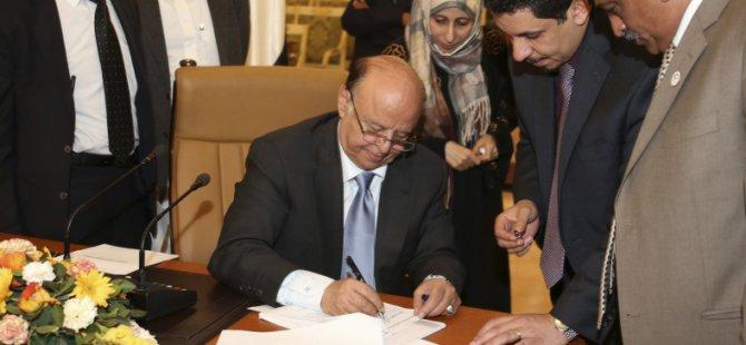 Yemen'de Teknokrat Hükümeti Kuruldu