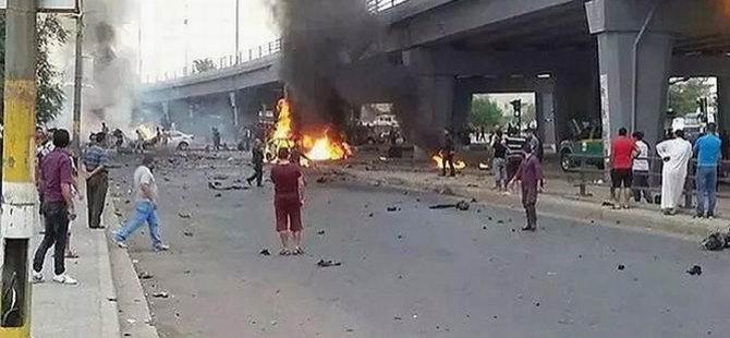 Bağdat'ta Bombalı Saldırı: 20 Ölü