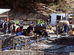 Ermenek'te 7 Kişi Gözaltına Alındı