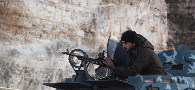 """İC: """"Cemal Maruf'un Halep'te Hiçbir Gücü ve Etkinliği Yok"""""""