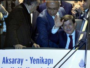 Aksaray-Yenikapı Metro Hattı Açıldı