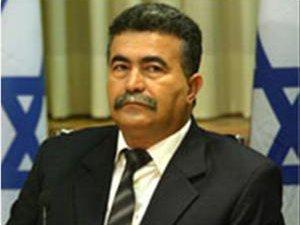 İsrail Çevre Bakanı Amir Peretz Bakanlıktan İstifa Etti