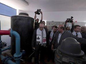 800 Bin Gazzelinin Su İhtiyacı Karşılanacak