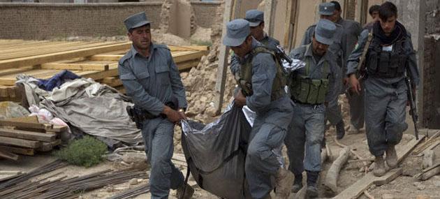 Taliban, Afgan Emniyetini Vurdu