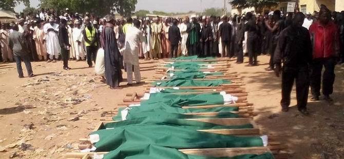 Nijerya'da Okula Canlı Bomba Saldırısı