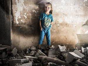 Gazze'nin Çocukları ve Olmayan Evleri