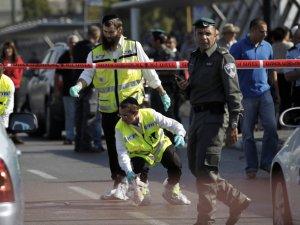 Kudüs'ün Güneyinde Yeni Bir Bıçaklama Eylemi
