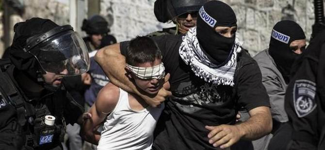İşgal Bölgesinde  Filistinlilere Yönelik Tutuklamalar Arttı