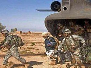 Amerikalı Askerler, Irak Kara Saldırısında (FOTO)