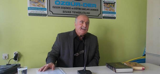 "Sivas'ta ""İslam'da Birlik Problemi"" Semineri"