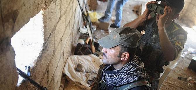 Suriyeli Direniş Grupları Anlaşma Yaptı