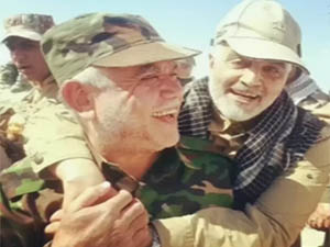 IŞİD'e Karşı Savaşan Komutanlar İran'da Bir Arada