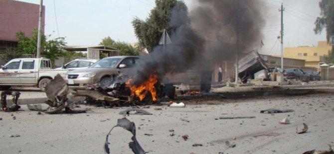 Irak'ta Bombalı Saldırı: 11 Ölü