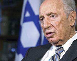 Peres'ten Abbas ve Feyyad'a Övgü