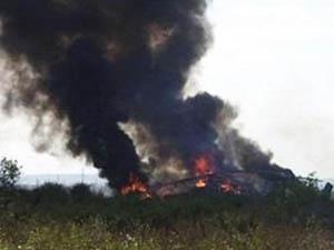 Azerbaycan, Ermenistan Helikopterini Düşürdü