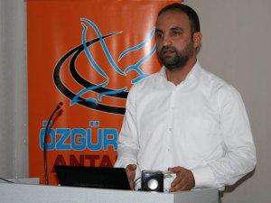 Antalya'da ''Müslümanlar ve Örgütlenme'' Semineri