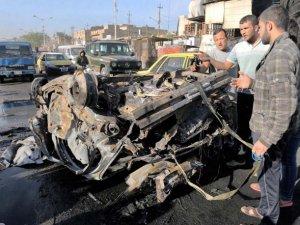 Irak'ta Bombalı Saldırılar: 23 Ölü