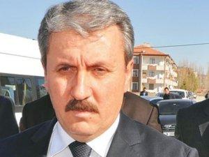 BBP Lideri Mustafa Destici İsrail'de Gözaltına Alındı