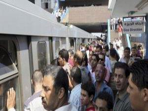 Kahire Metrosunda Patlama
