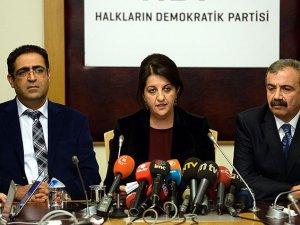 HDP Heyeti Akdoğan İle Görüşecek