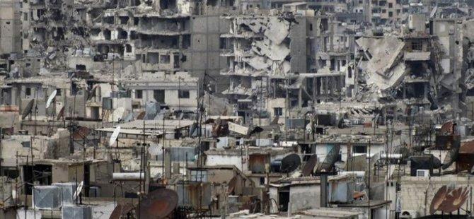 AB Ülkelerine Suriye Eleştirisi
