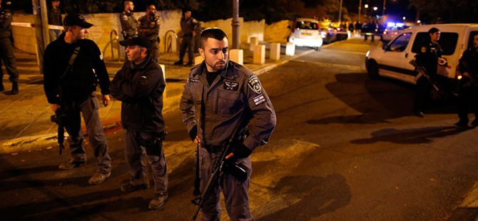 Mezarlıkta Filistinli Bir Şahsın Cesedi Bulundu